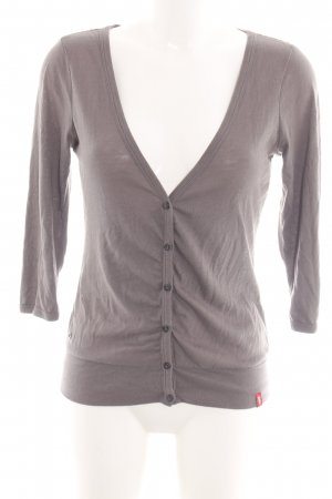 edc Sweat Jacket light grey casual look