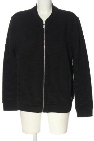 edc Sweat Jacket black casual look