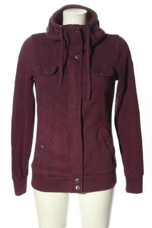 edc Sweat Jacket pink casual look