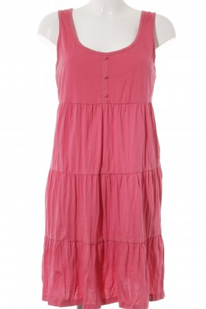 edc Sweat Dress bright red-raspberry-red casual look