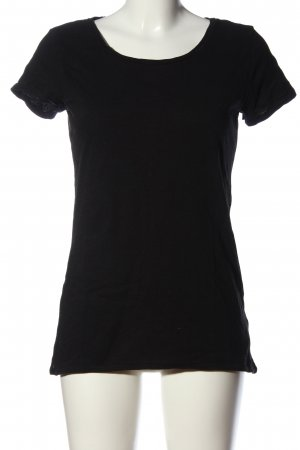 edc Camiseta negro look casual