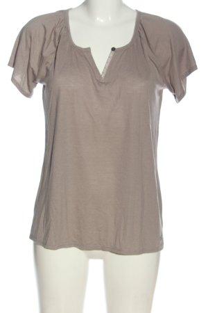edc T-Shirt braun Casual-Look