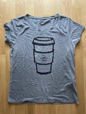edc T-Shirt grau L
