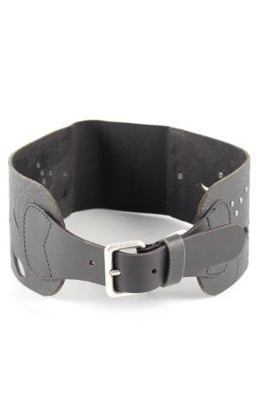edc Taillengürtel schwarz extravaganter Stil