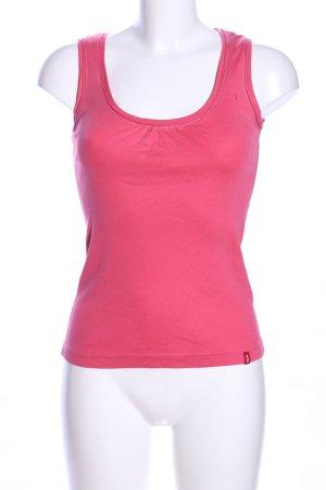 edc Tanktop pink Casual-Look