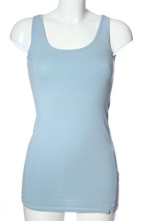 edc Tanktop blau Casual-Look