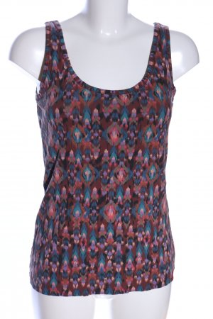 edc Tanktop grafisches Muster Casual-Look