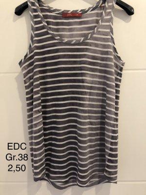 edc by Esprit Hauts épaule nues gris-blanc