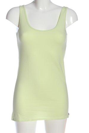 edc Trägertop grün Casual-Look
