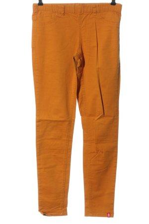 edc Jeggings naranja claro look casual