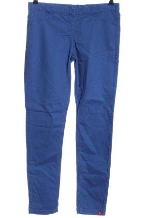 edc Treggingsy niebieski W stylu casual