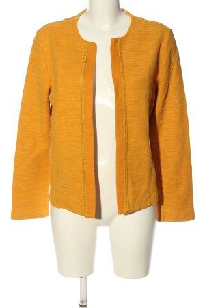 edc Tweed Blazer light orange casual look