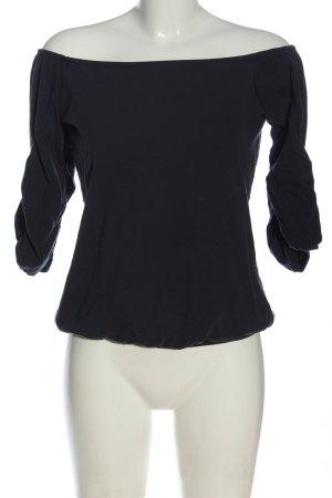 edc U-Boot-Shirt schwarz Casual-Look