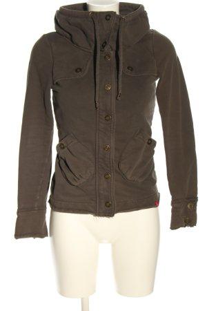 edc Between-Seasons Jacket brown casual look