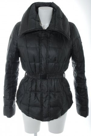 edc Winterjacke schwarz Casual-Look