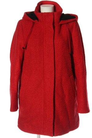 edc Wełniany sweter czerwony W stylu casual
