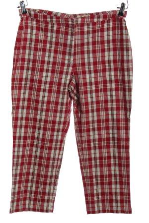 Eddie Bauer Pantalon «Baggy» motif à carreaux style d'affaires