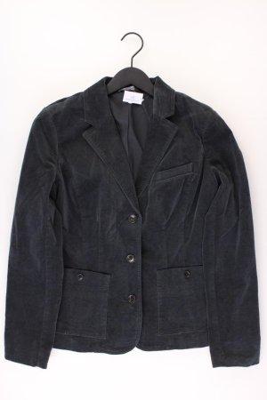 Eddie Bauer Blazer Größe US 10 schwarz aus Baumwolle