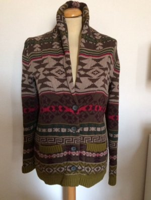 Eddie Bauer Norwegian Cardigan multicolored