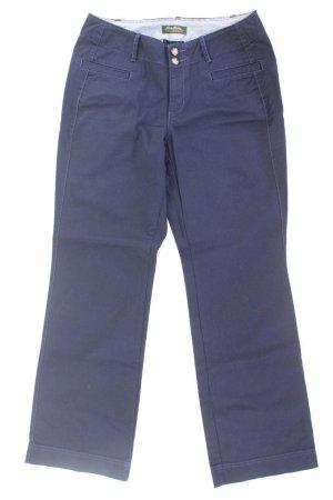 Eddie Bauer Bootcut Jeans Größe 8 blau aus Baumwolle