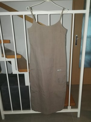 Eddie Bauer Cargo Dress camel
