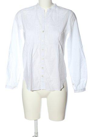 Eddie Bauer Shirt Blouse white casual look