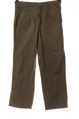Eddie Bauer High Waist Trousers khaki casual look