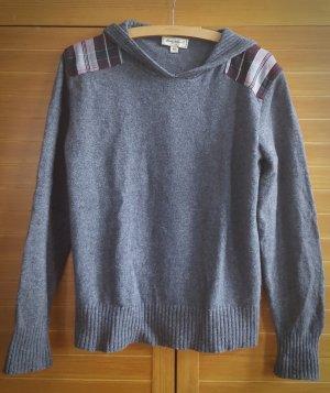 Eddie Bauer Hooded Sweater grey