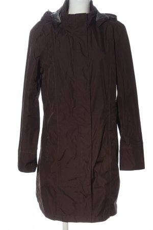Eddie Bauer Hooded Coat brown casual look