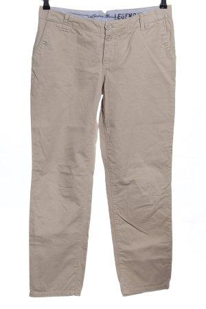 Eddie Bauer Pantalon kaki blanc cassé style décontracté