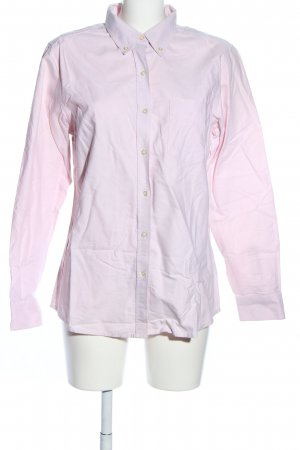 Eddie Bauer Langarmhemd pink Business-Look