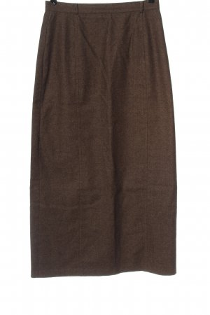 Eddie Bauer Maxi Skirt brown casual look