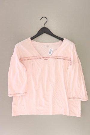Eddie Bauer Oversize-Bluse Größe L 3/4 Ärmel rosa