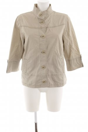 Eddie Bauer Safari Jacket cream casual look