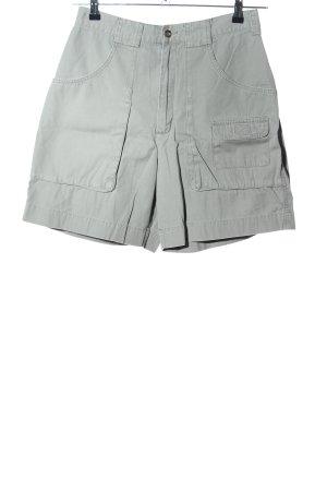 Eddie Bauer Shorts hellgrau Casual-Look