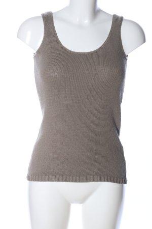 Eddie Bauer Haut tricotés brun style décontracté