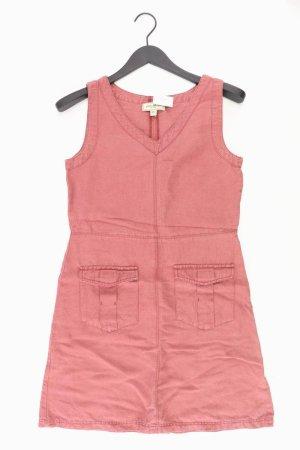 Eddie Bauer Trägerkleid Größe XS rosa aus Leinen