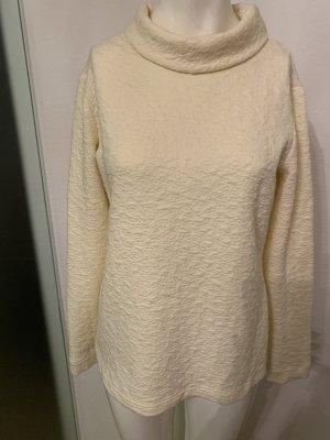 Minx by Eva Lutz Oversized Sweater cream