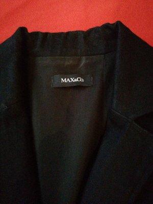 Max & Co. Blazer vaquero azul oscuro