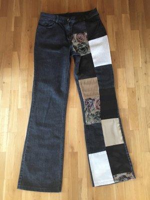 Germano Zama Jeans elasticizzati multicolore Cotone