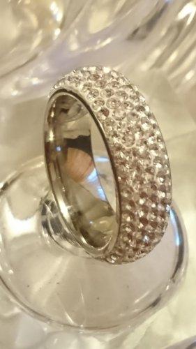Schmuck Zilveren ring zilver