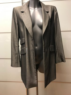 Frock Coat grey viscose