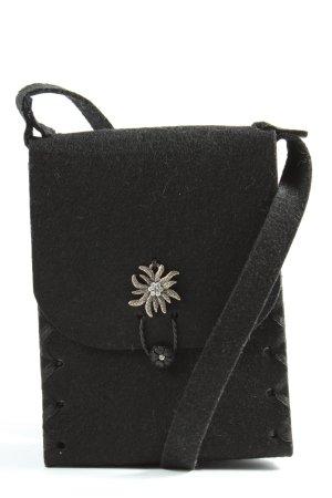 Edelnice Mini sac noir style décontracté