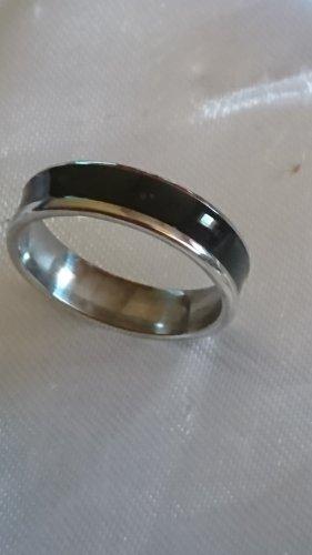 Edelstahl Ring Gr. 20 - 5,5 mm breit