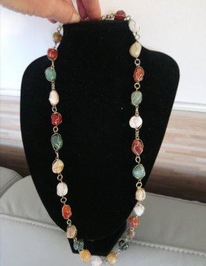 Edelsteine Halskette Vintage