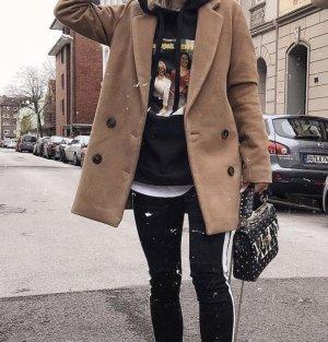 Edited Oversized jas veelkleurig