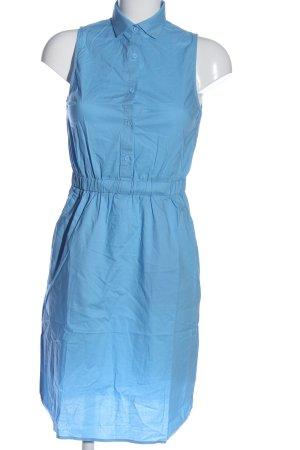 Edited Blusenkleid blau Casual-Look