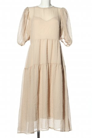 Edited Blusenkleid creme Casual-Look