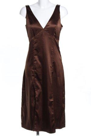 Edited Blusenkleid braun Elegant