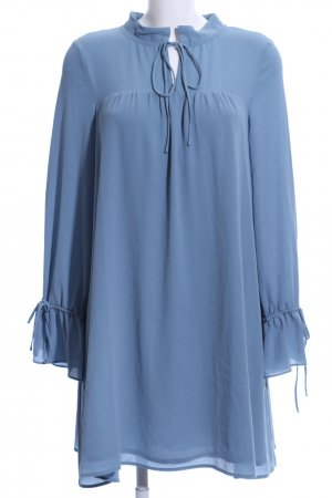 Edited Blusenkleid blau Casual-Look